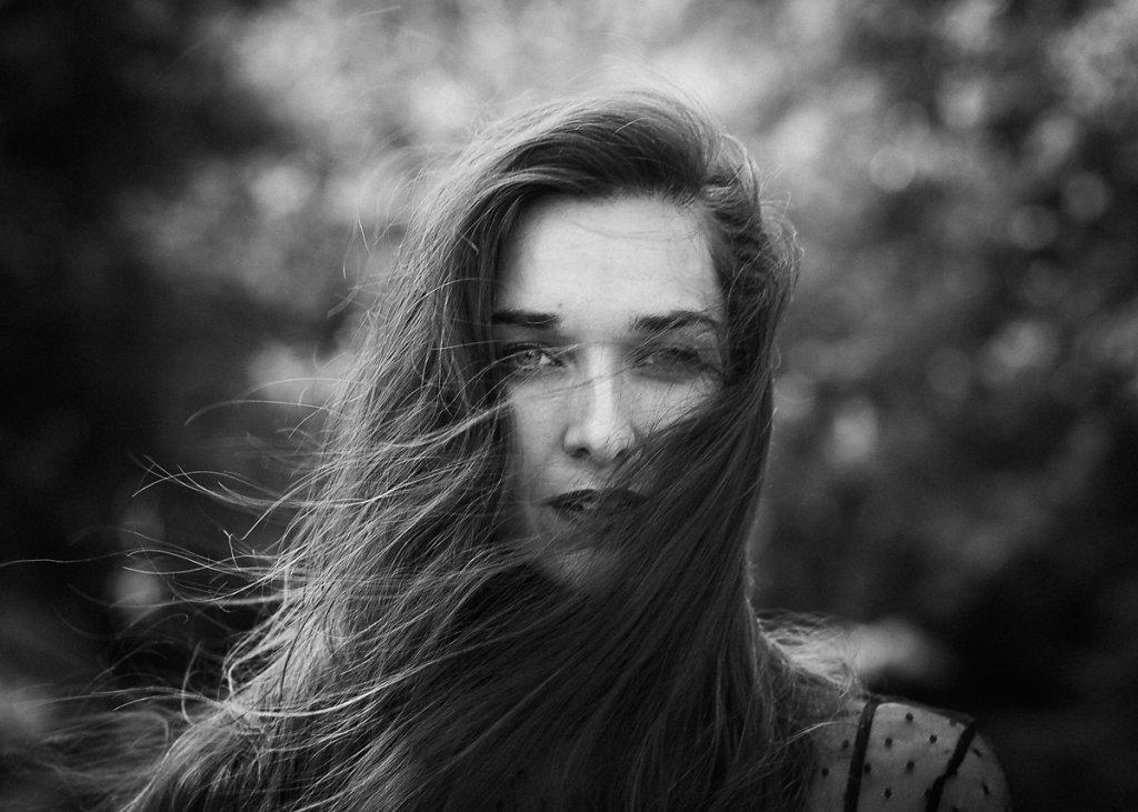 I female portraits